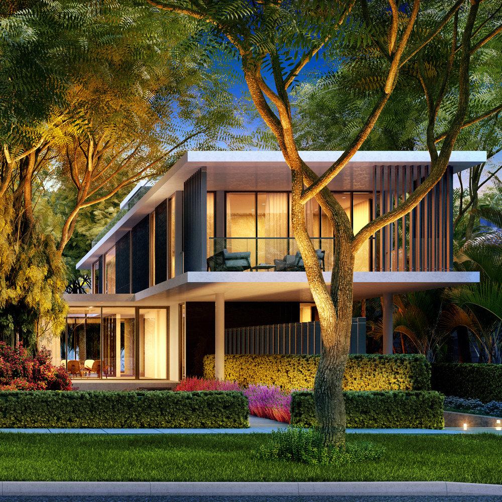 Banyan Houses