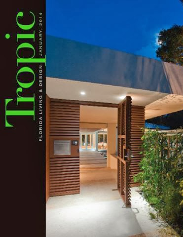 "John O'Connor, ""Site-specific: Allan Shulman Designs for a Colee Hammock Family,"" Tropic Magazine (Cover Story), February issue 2014       MORE >>"