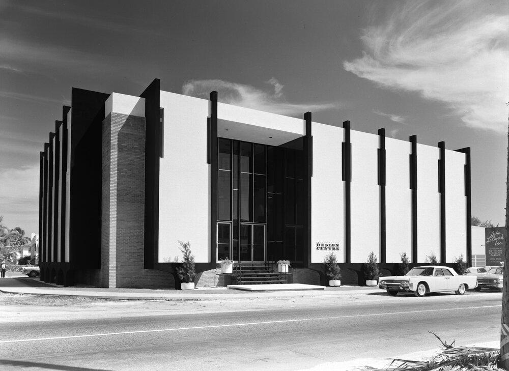 Historic photo, 1962.