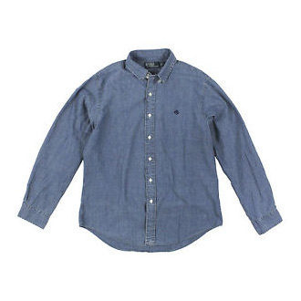 Ralph Lauren Pole chambray