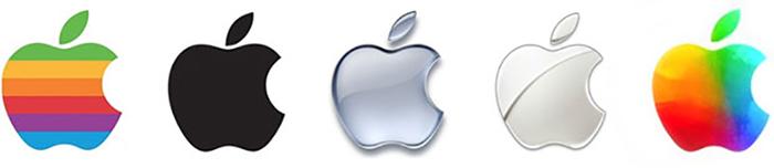 Apple's evolution