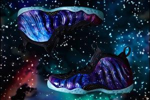 "e54074dd60 Nike Air Foamposite One ""Galaxy"""