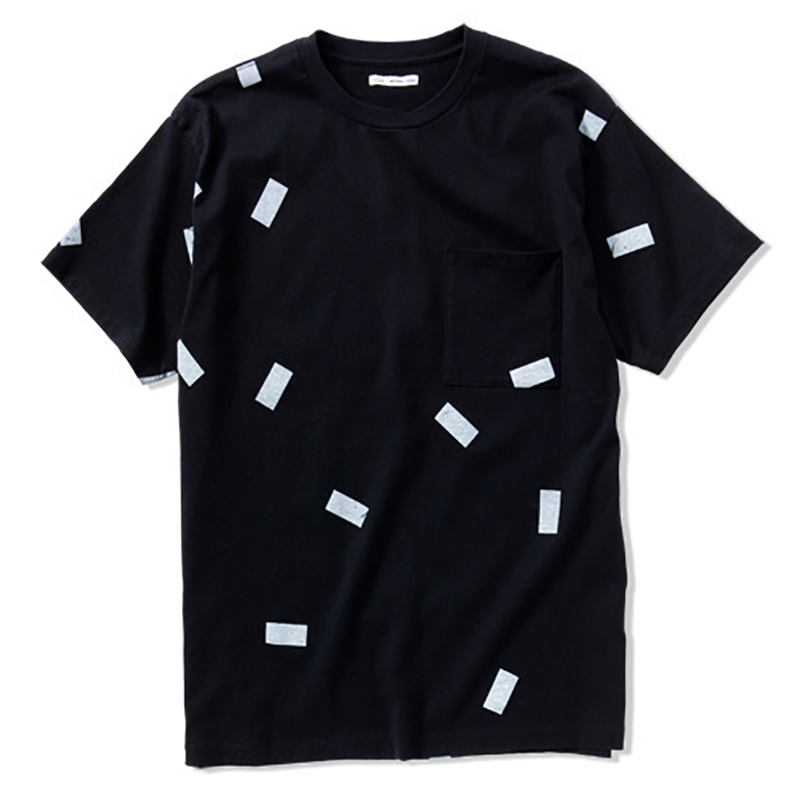 A.FOUR-RECTO-TEE-BLK-01
