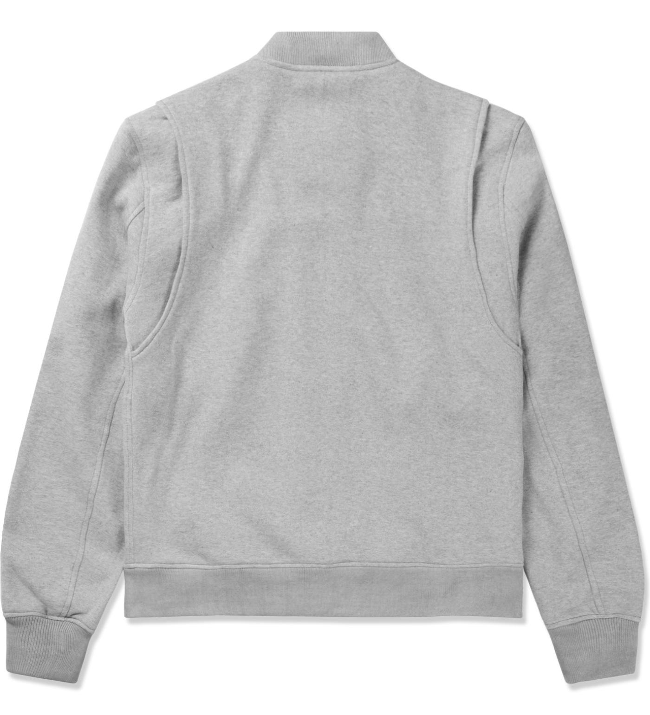 sweatshirt bomber