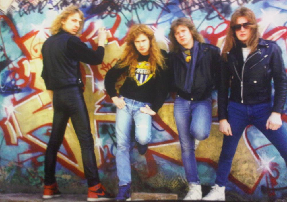0eea8371ad Jan 19 Dave Mustaine: Sneakerhead · Rishi Savera