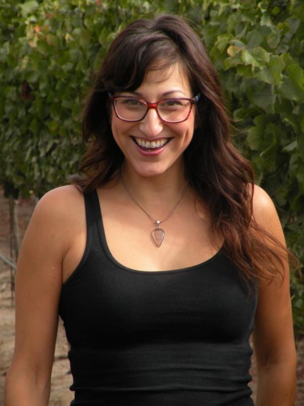 Turiya Wines Owner & Winemaker, Angela Soleno
