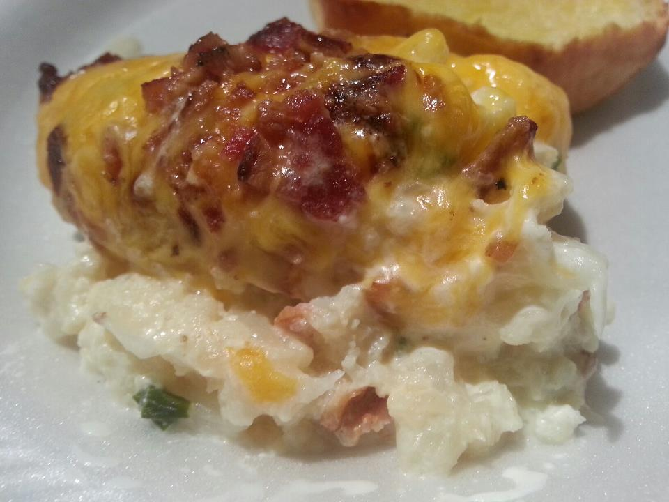 "Twice Baked ""Potato"""