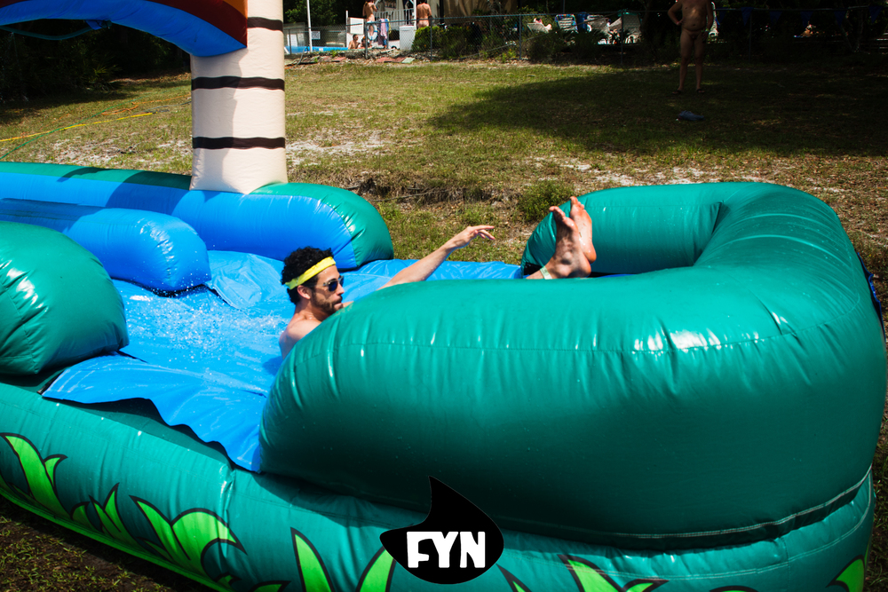 NSB7 Waterslide