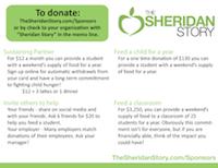 Handout - Sponsor Fundraising