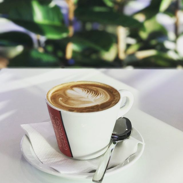 Goooood morning. #cremaespresso #coffee #morning #necessity