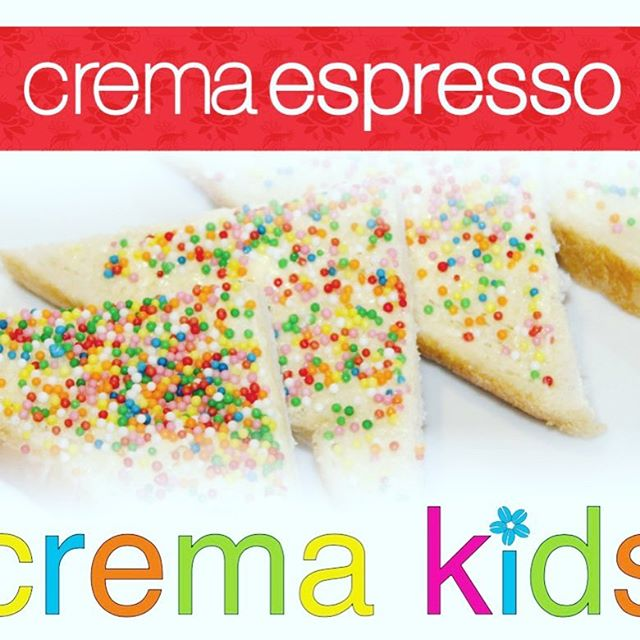Happy National Fairy Bread Day! #fairybread #cremakids #yummy #nationalfairybreadday