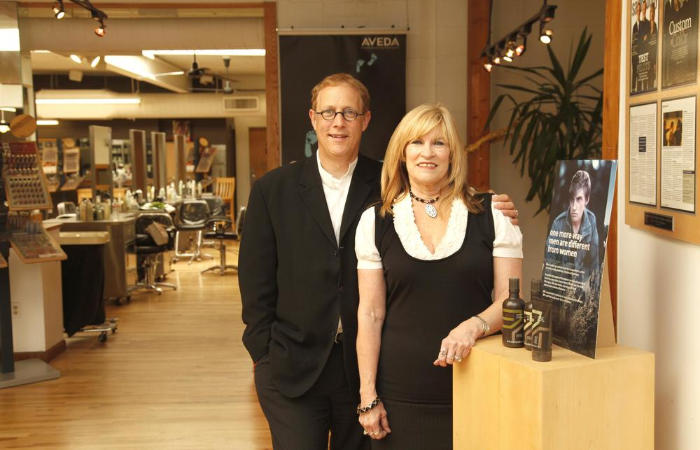 Ed and Nancy Brown