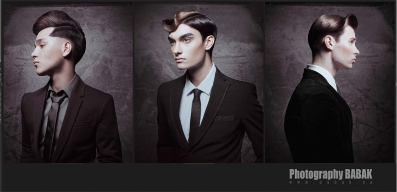 Sal Misseri – Nominated for NAHA 2013 Men's Hairstylist of the Year