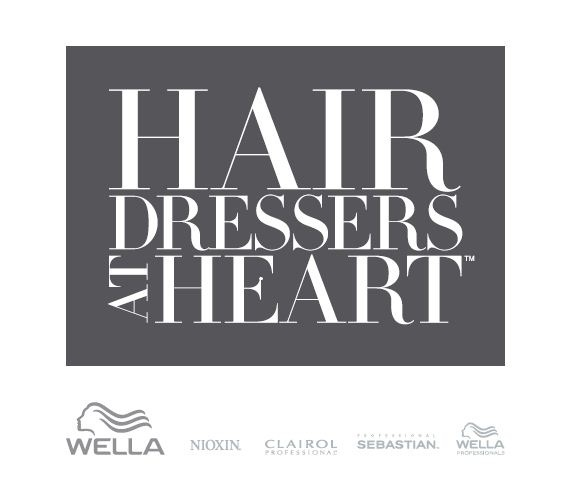 The scholarships have been generously donated by  Hairdressers at Heart