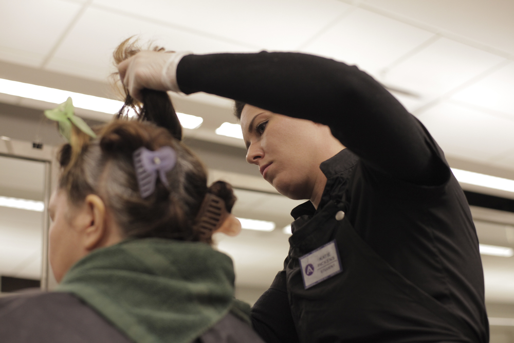 Learn Cosmetology at Brown Aveda Institute.