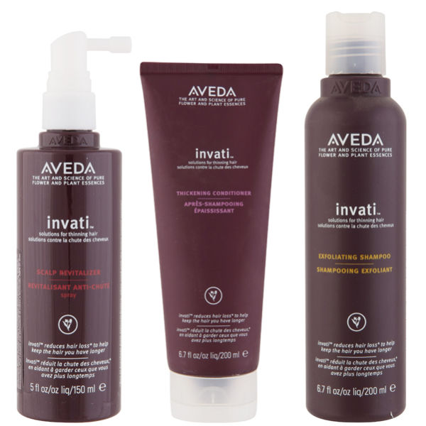 invati™ solutions for thinning hair taps the power of Ayurveda fused with 21st century technology