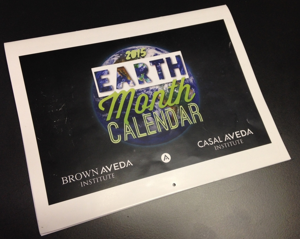 $10 Earth Month calendar featuring our students benefits the Sierra Club of Ohio - pick yours up today!
