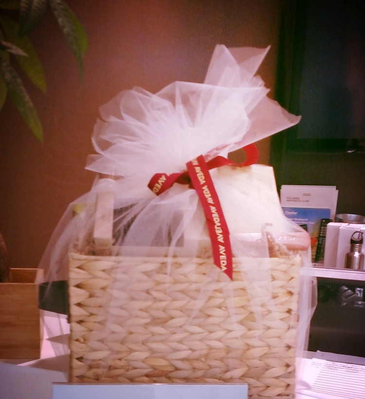Enter to win our raffle for our summer-inspired AVEDA Gift Basket! Tickets are $5 each or purchase 6 for $20.