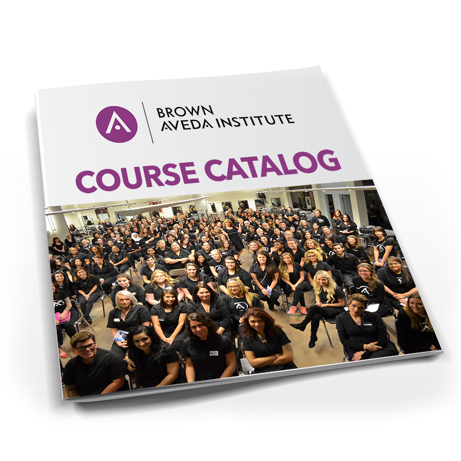 Brown Aveda Institute Course Catalog - Updated September 17, 2018