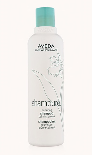 shampure™ nurturing shampoo  Calming shampure™ aroma with 25 pure flower and plant essences - including certified organic lavender, petitgrain and ylang ylang.