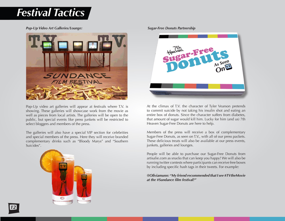Sample Page: Festival Tactics