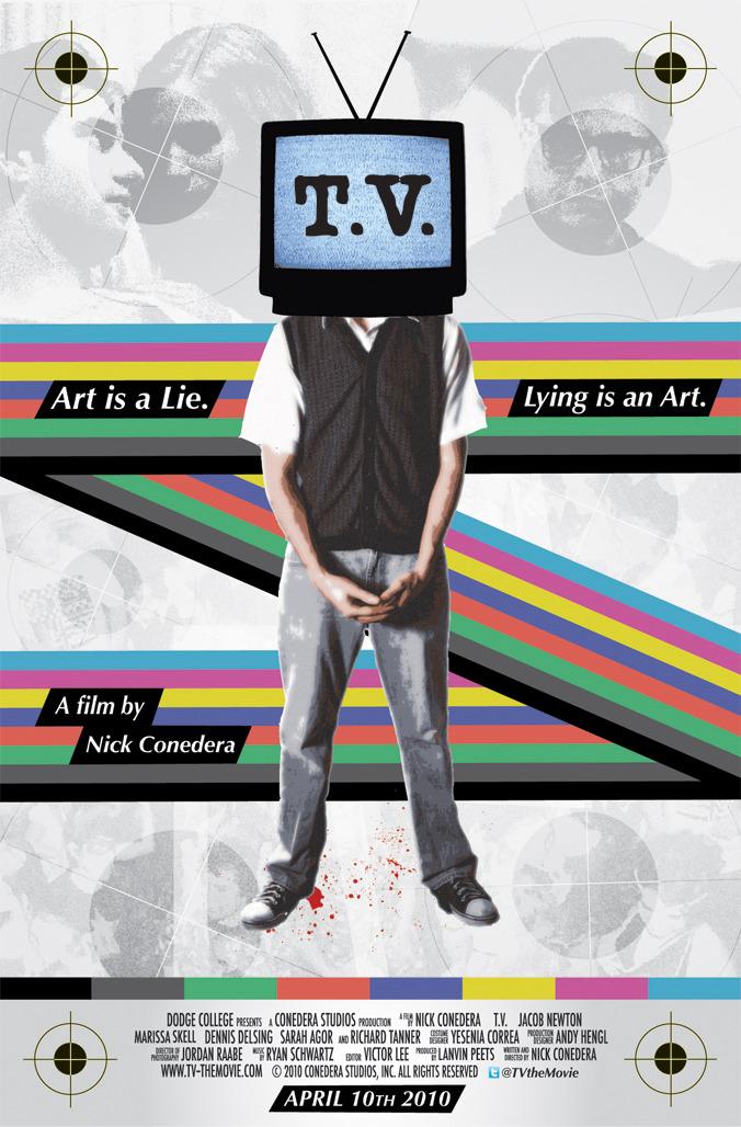 T.V. Movie Poster