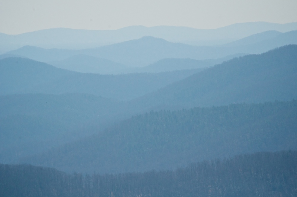nature, landscape, forest, mountains, ridges, appalachia, appalachian, shenandoah