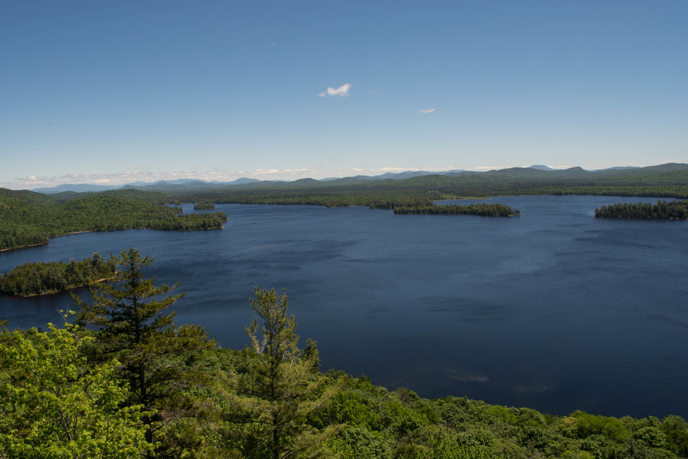 nature, landscape, mountains, lakes, adirondacks, william c whitney, lake lila