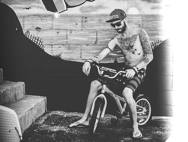 Eric's summer ride