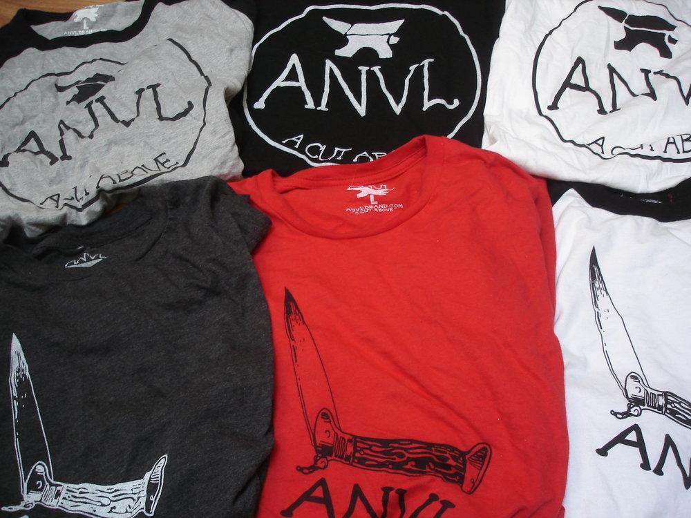 ANVL Line Up