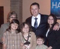 Betts Family Clovis, New Mexico