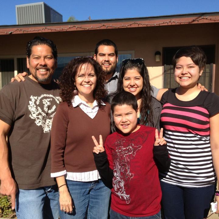Ruiz Family Okinawa, Japan