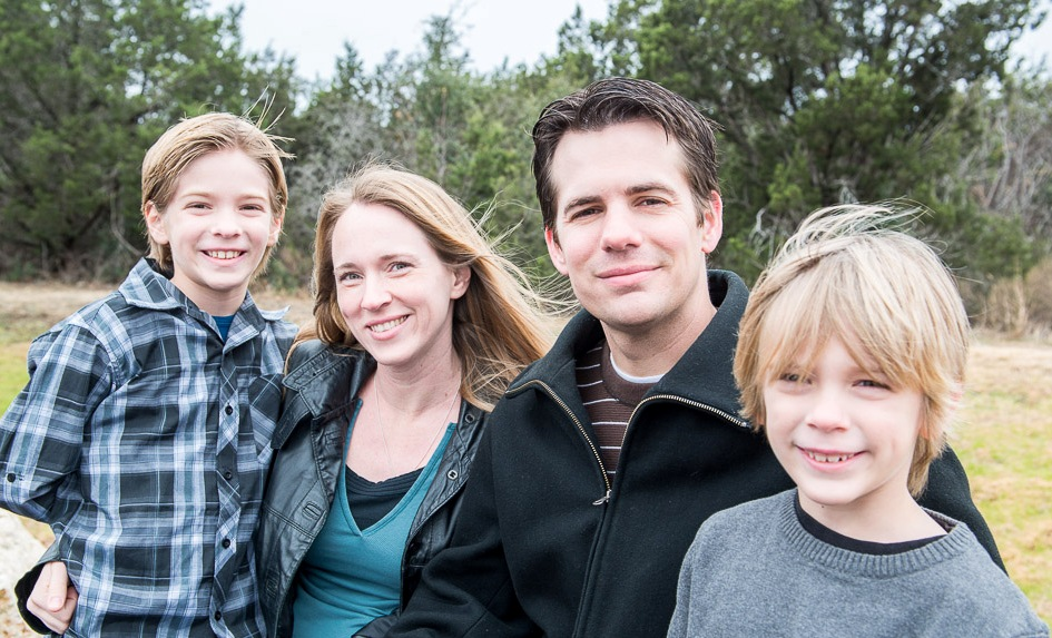 Eichelberger Family Leander, Texas