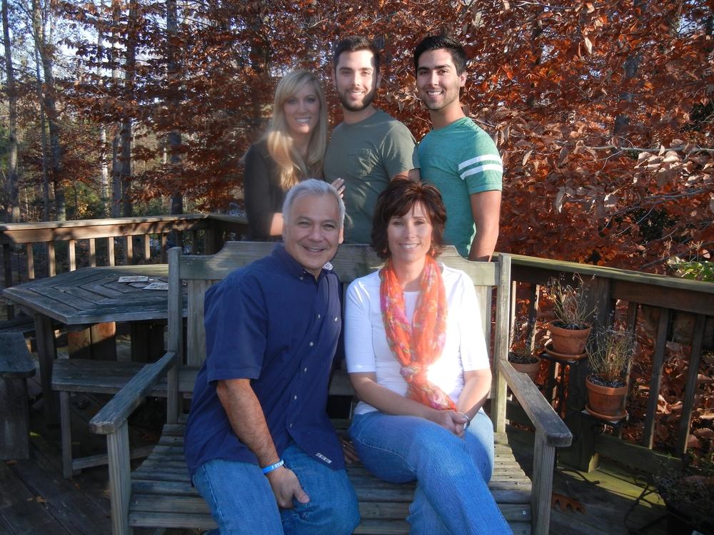 Hallman Family Williamsburg, Virginia