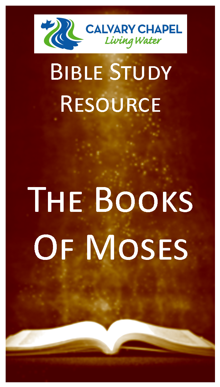 Handout: The Books Of Moses