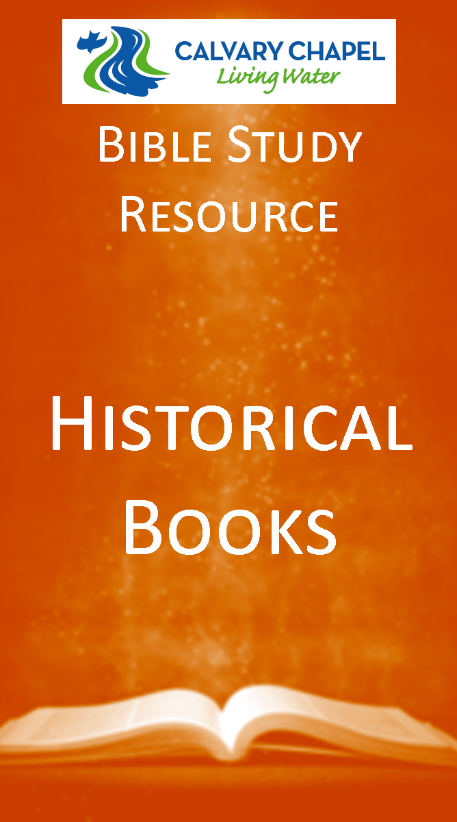 Handout: Historical Books