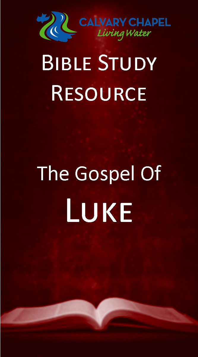 Handout: Gospel Of Luke