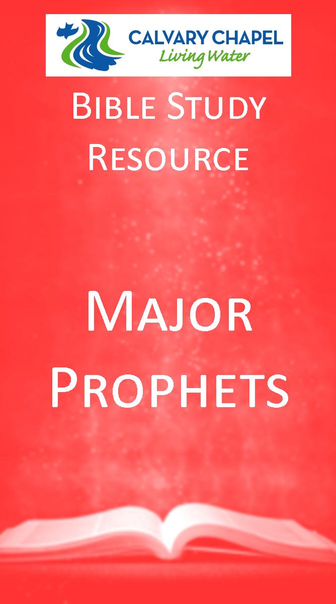 Handout: Major Prophets