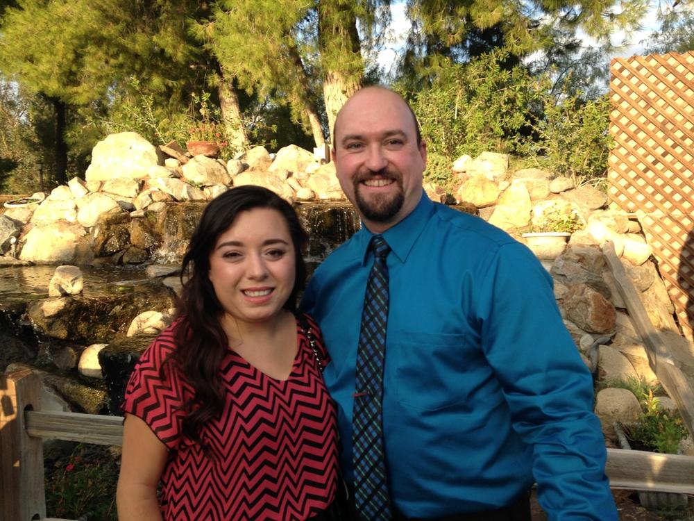 Pastor Jerry & Kim