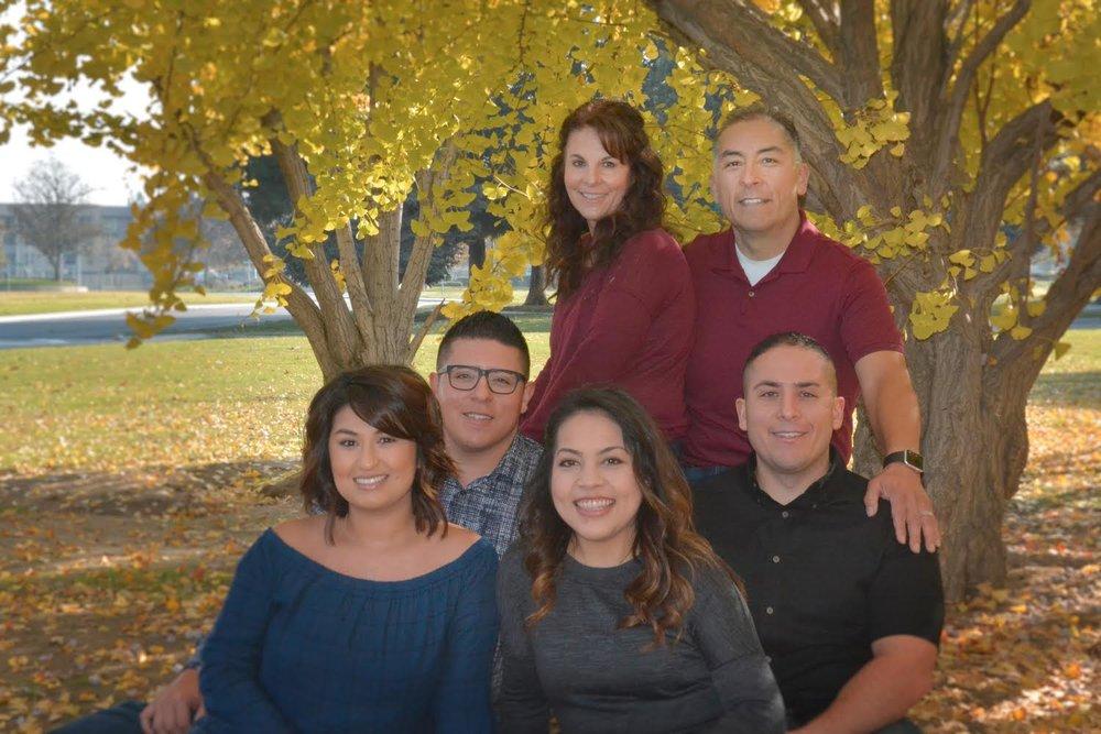 Garcia Family Bakersfield, CA