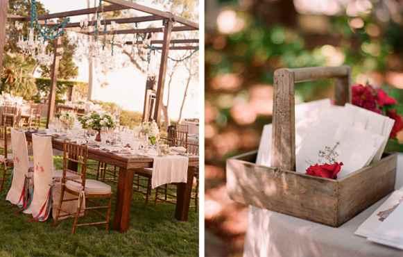 Garden Chic Love Engaged Inspired Wedding Planning