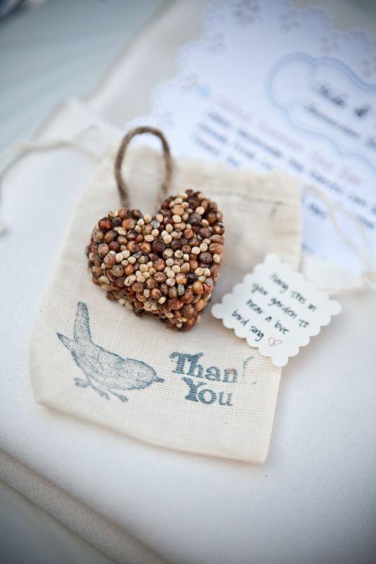 Do Me a Favor! {Homemade Wedding Favors} | Engaged ...