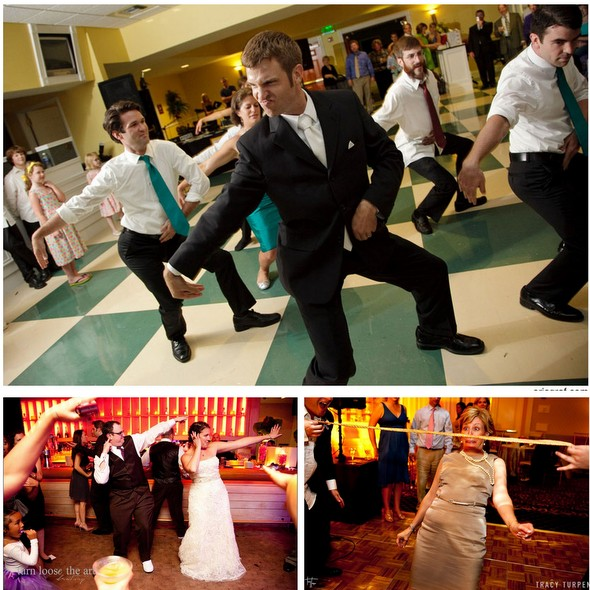 Bust A Move Reception Music Engaged Inspired Wedding Planning