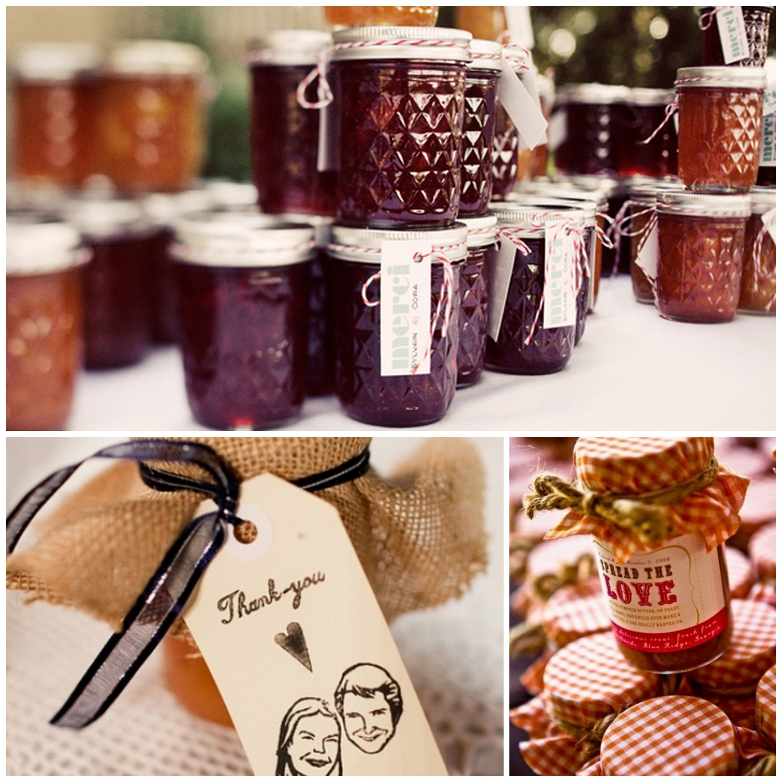 Peanut Butter Jelly Time - {Favors} | Engaged & Inspired Wedding ...
