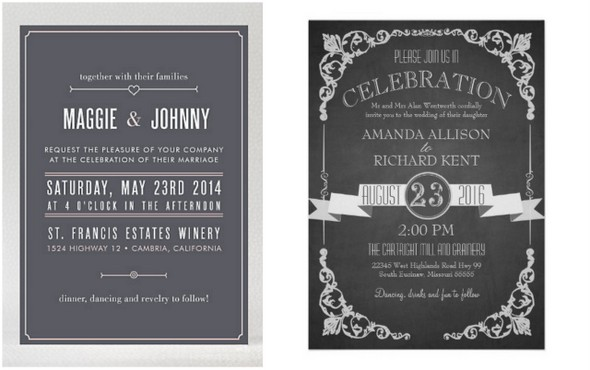 Invitation Wording its in the details Engaged Inspired