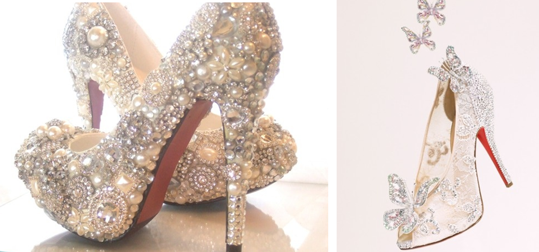 Finding My Glass Slippers | Engaged & Inspired Wedding Planning