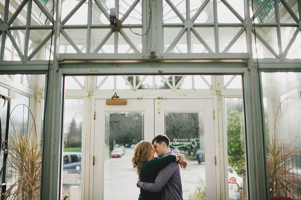 Seattle Couple Erik Brianne Spring Industrial Chic Wedding - 4