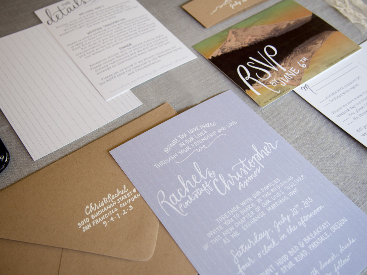 invitation design engaged inspired wedding planning
