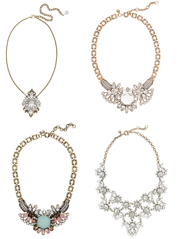 Statement Necklaces for your Wedding  611903938819