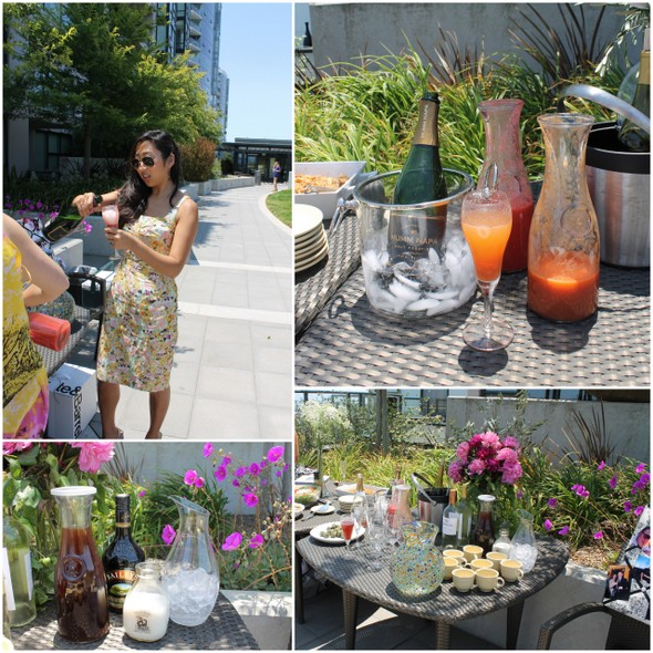 Lindsey's Bubbly Brunch3
